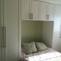 Custom Wall / Bed Unit