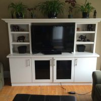 Custom Entertainment cabinet