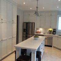 Custom Kitchen Island Cabinet