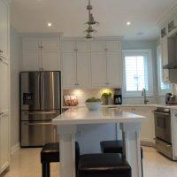 custom kitchen island